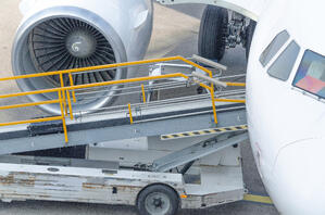 Airport ramp equipment