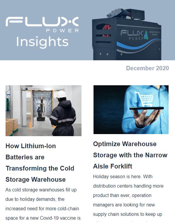 December 2020 Insights
