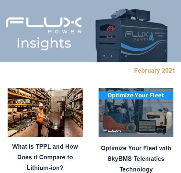 February 2021 Insights