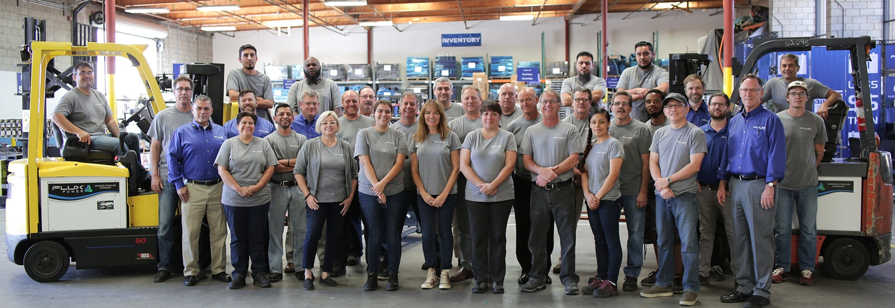 Flux-Power-company-employees