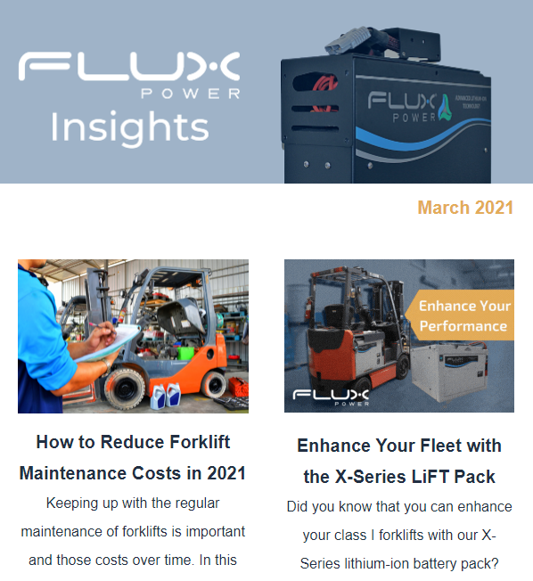 March 2021 Insights