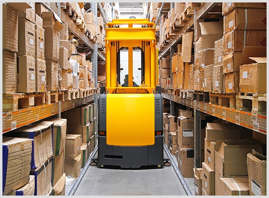 Narrow-Aisle-forklift-battery