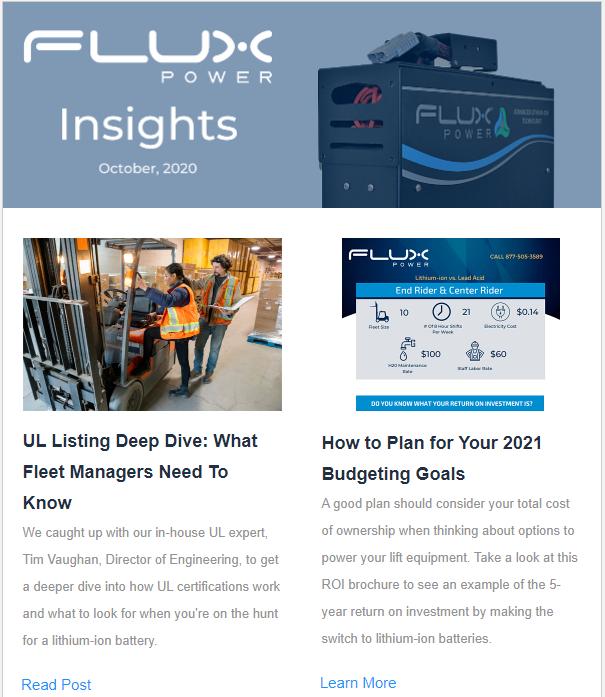 October 2020 Insights