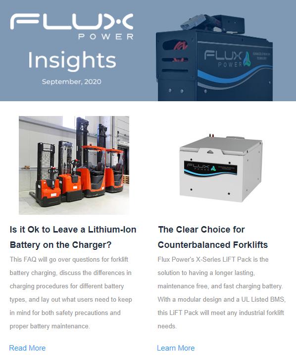 September 2020 insights