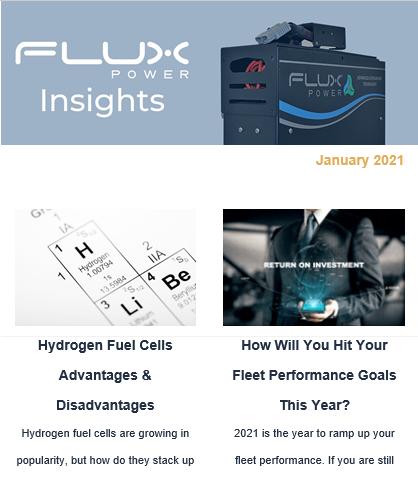 January 2021 Insights
