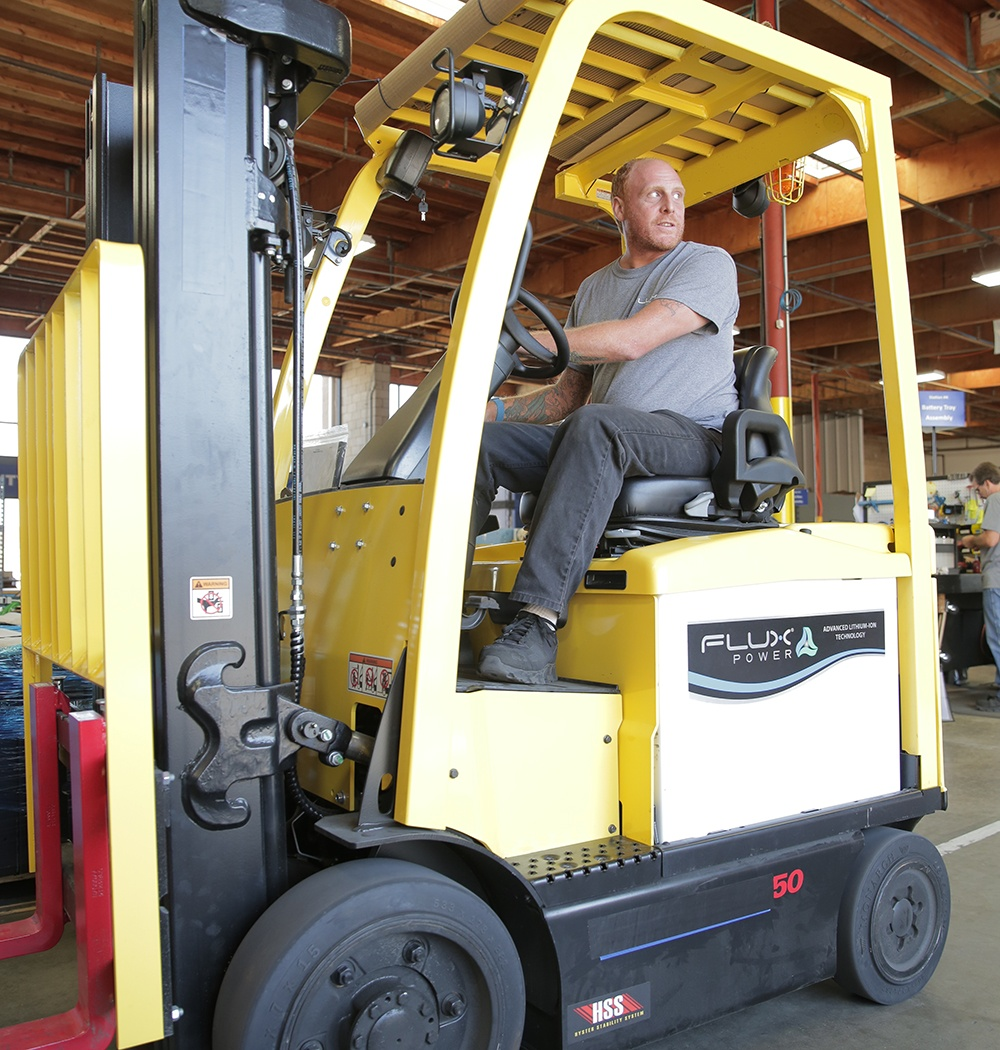 flux-power-forklift