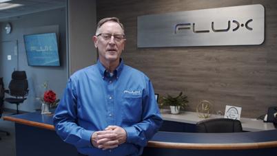Flux Power CEO, Ron Dutt