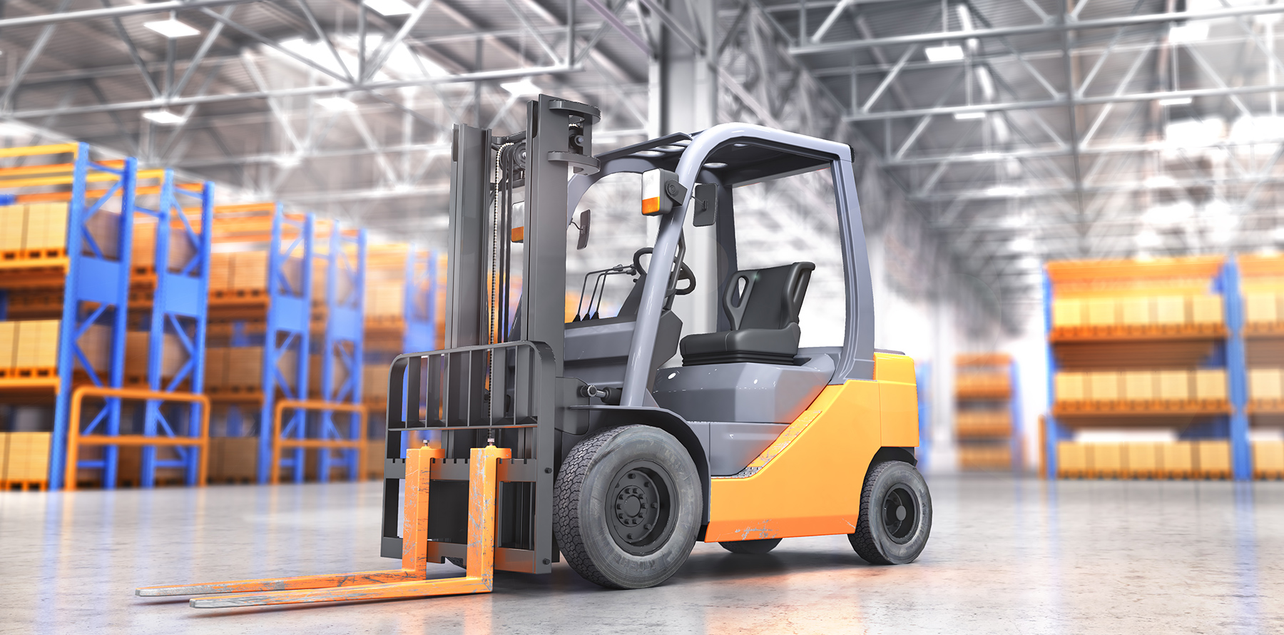 lithium-ion-Electric-Forklift